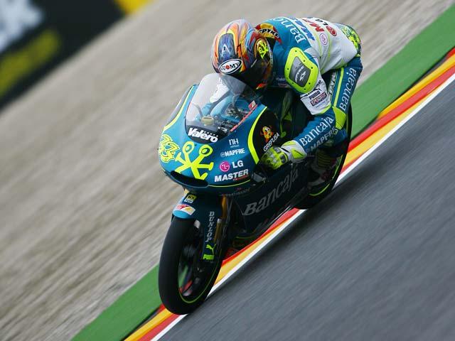 GP Italia. 6ª. Carrera 125.