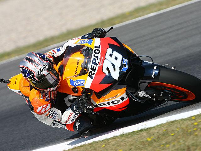 La pole es de Rossi