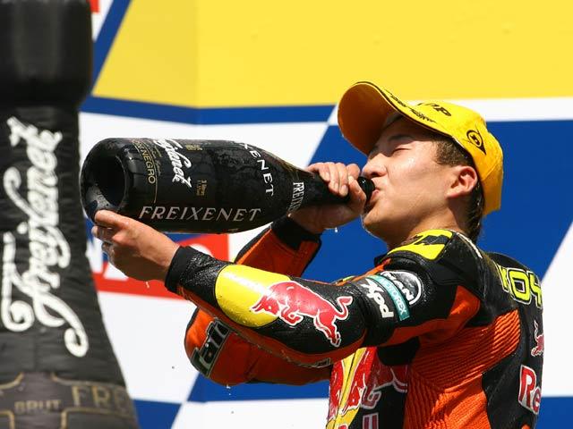 GP de Cataluña. Carrera de 125