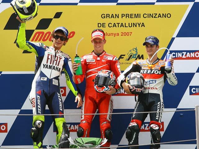 Imagen de Galeria de GP de Cataluña. Carrera de MotoGP