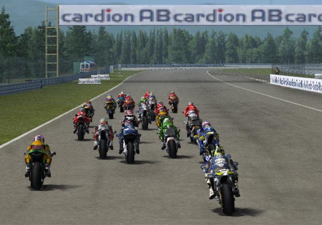 MotoGP 07 para PS 2