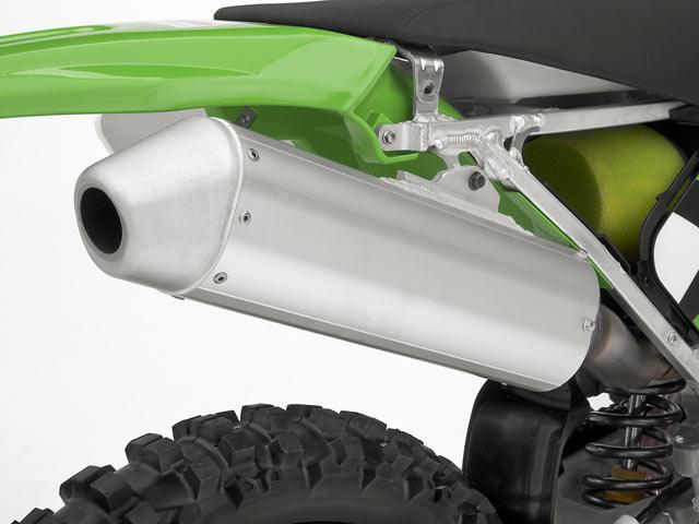 Anticipación: Kawasaki KX 250F y KX 450F