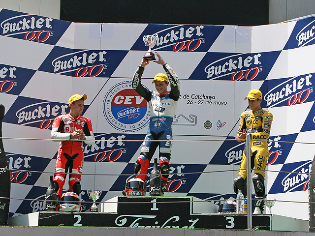 El motociclismo vasco vuelve al mundial