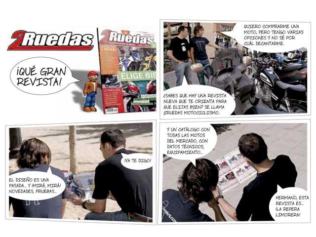 Nace 2Ruedas MOTOCICLISMO