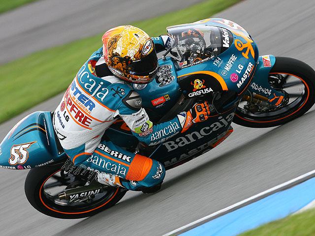 Imagen de Galeria de GP Reino Unido (8ª). Carrera 125 cc.