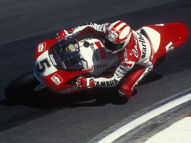 Las 150 victorias de Yamaha