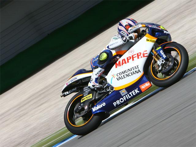 GP de Holanda. Carrera de 250 cc