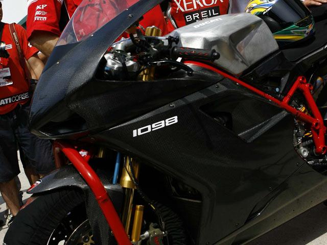 Ducati 1098 F08