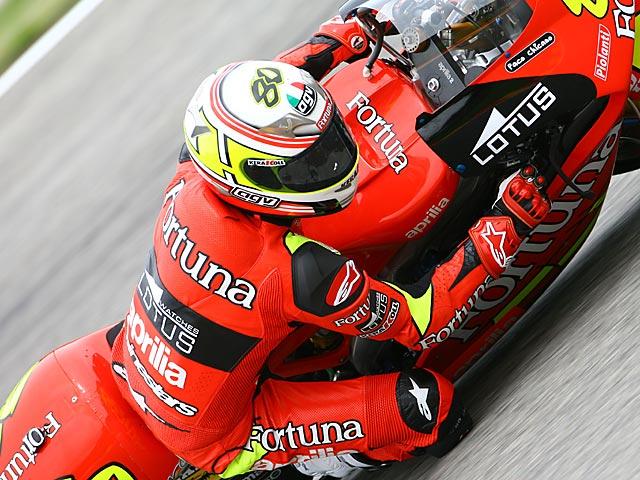 Barberá, baja para el GP de Cataluña