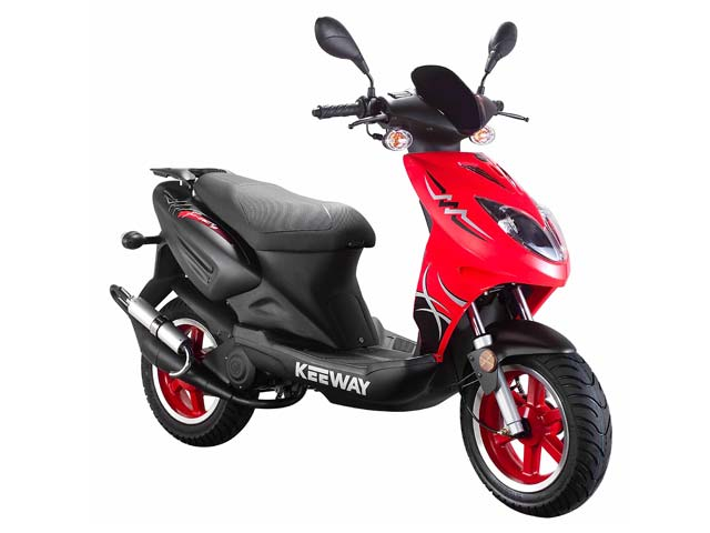Honda y Keeway rechazan imitaciones