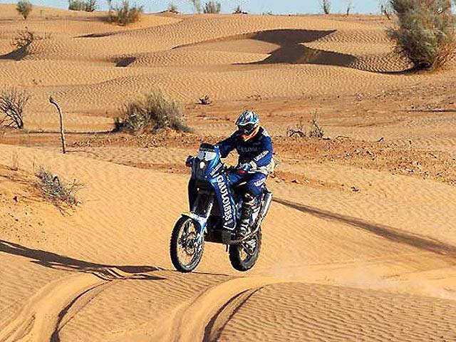 Esteve gana el Rally de Túnez
