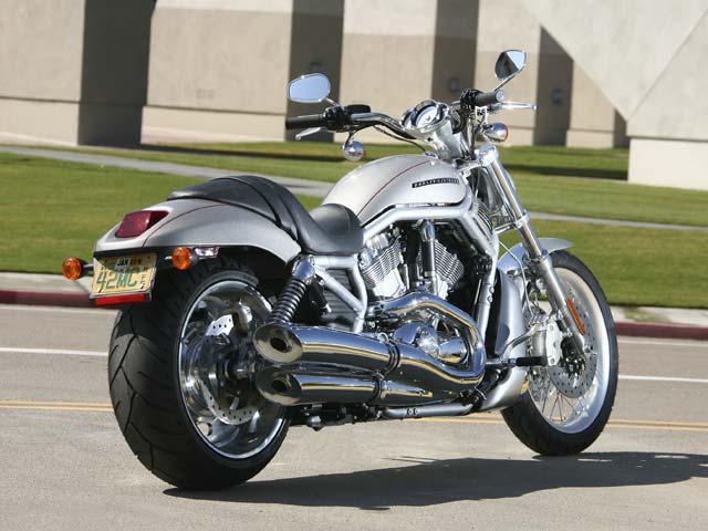 Harley Davidson, novedades 2008