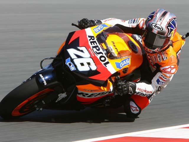 Imagen de Galeria de Motociclismo. GP Alemania (10). Carrera MotoGP