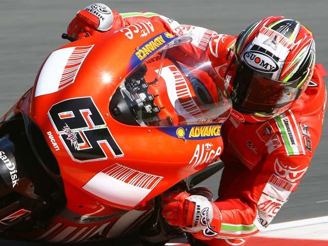Motociclismo. GP Alemania (10). Carrera MotoGP