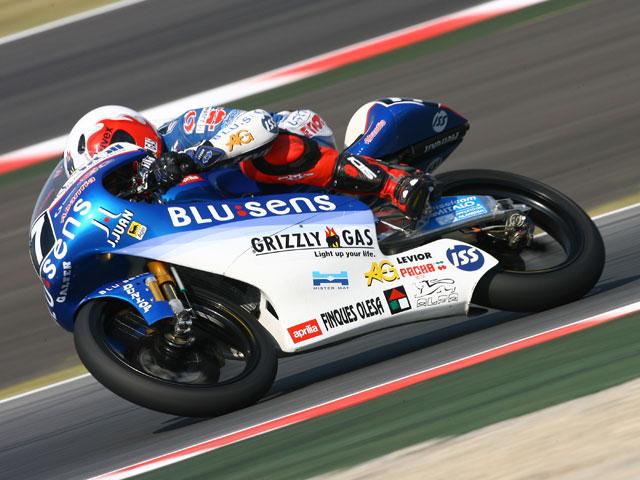 Stefan Bradl firma con Kiefer Racing para el Mundial de 2008