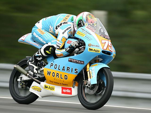 Talmacsi y Faubel también lideran en Brno