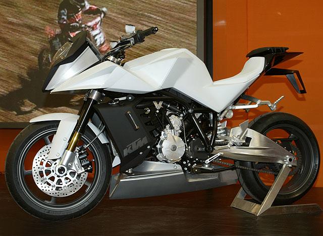 Imagen de Galeria de Anticipación: Novedades KTM para 2008 y 2009