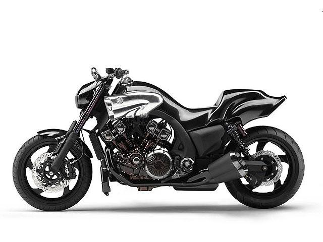 ¿Nueva Yamaha V-Max?, no hasta 2009