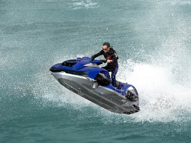 El Quadski de James Bond