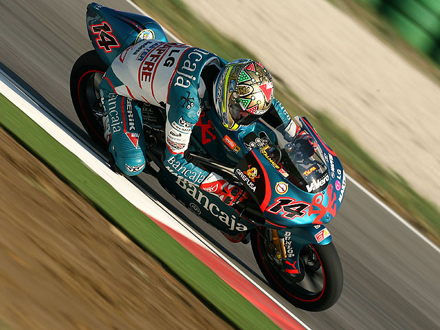 GP San Marino. Carrera 125