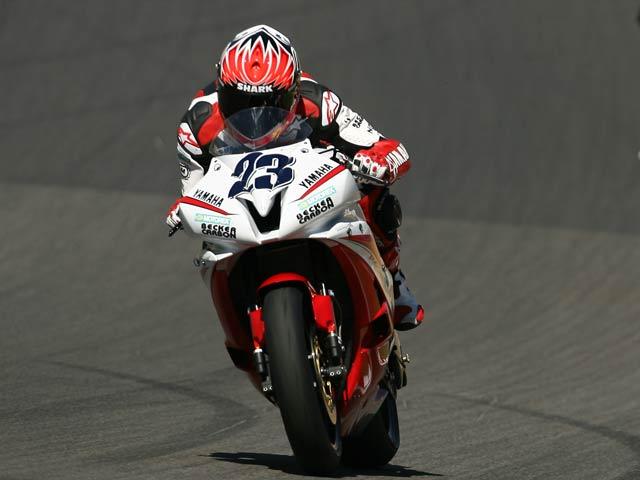 Fabien Foret ficha por Yamaha