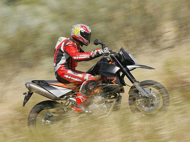 KTM Supermoto 950 R