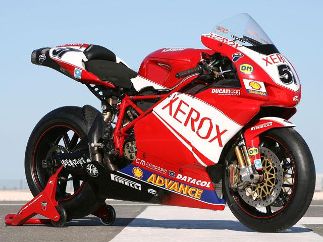 Michel Fabrizio ficha por Ducati Xerox Team