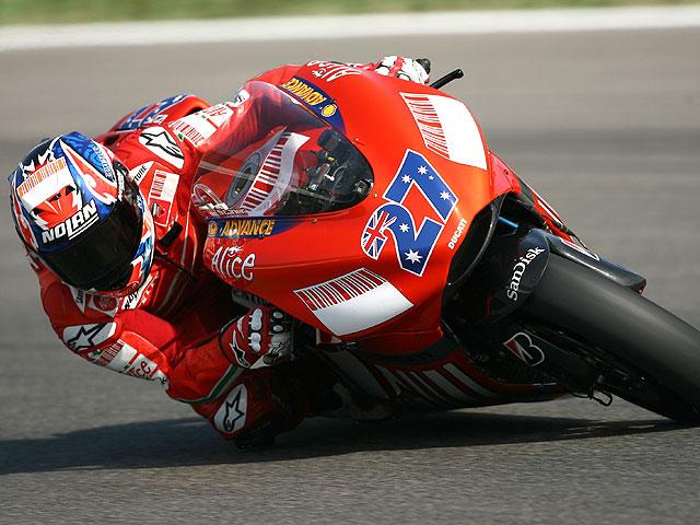 Con permiso de Valentino Rossi