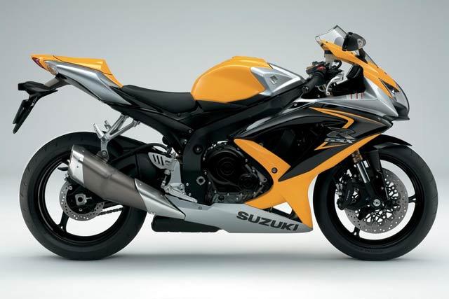 Anticipación: Suzuki GSX-R 600 en el Salón de París