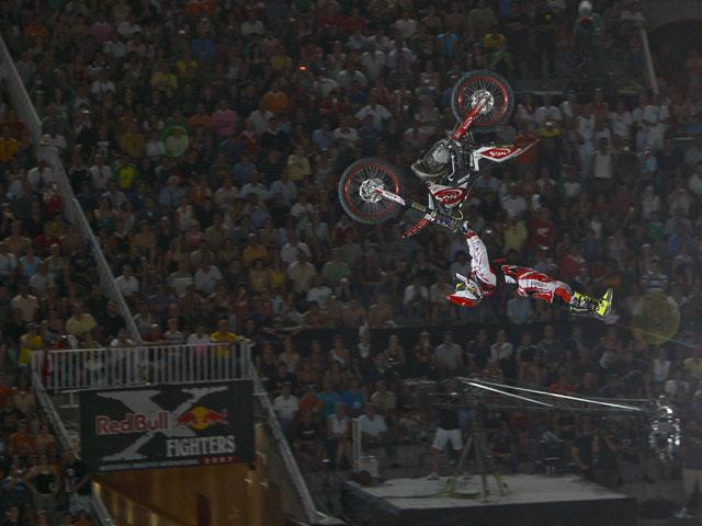 Dany Torres, por los aires