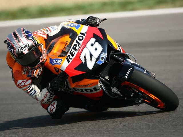 Pedrosa renueva con Honda