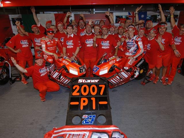 Entrevista a Casey Stoner, Campeón del Mundo de MotoGP 2007