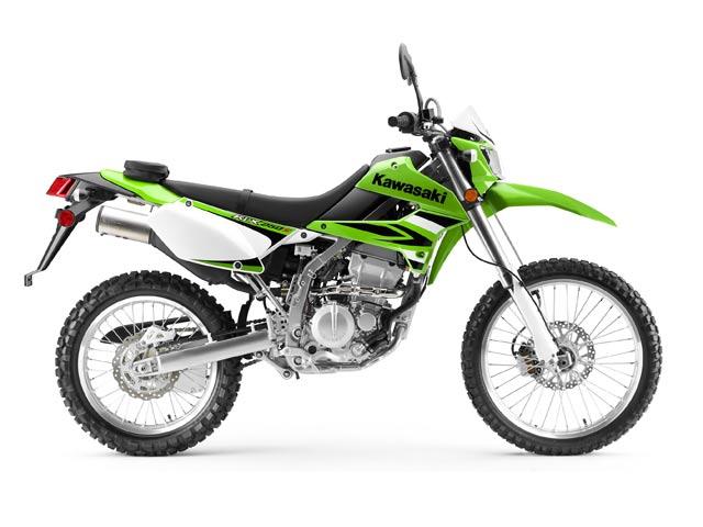 Anticipación: Kawasaki KLX 250S