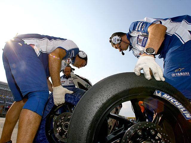 ¿Monogoma en MotoGP?