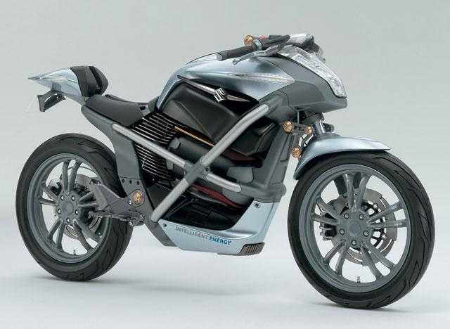 Anticipación: Suzuki en el 40º Salón de Tokio