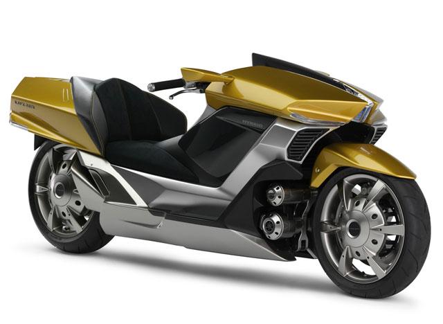 Anticipación: Cinco primicias más de Yamaha en el Salón de Tokio