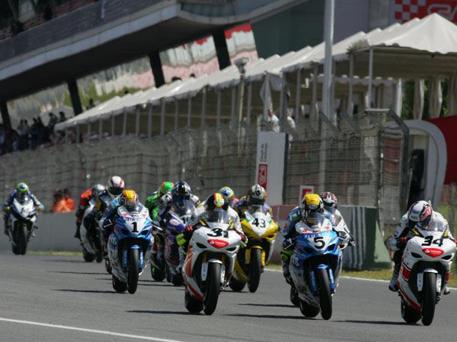 Imagen de Galeria de Vuelve el Campeonato de España de Velocidad