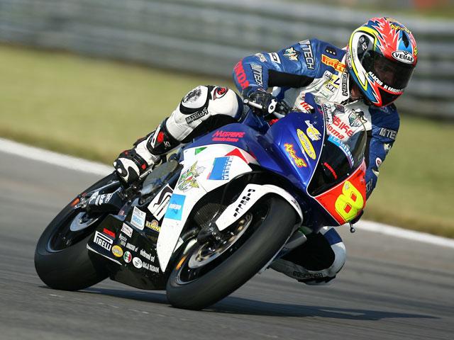 Antonelli, Subcampeón de Superstock 600
