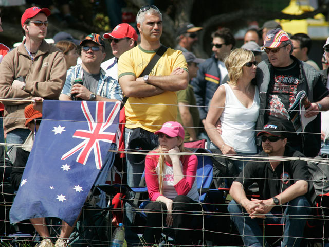 Imagen de Galeria de Horarios del GP de Australia