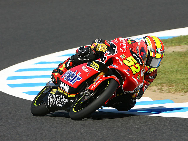 Novena pole position de Pasini. Faubel, sexto y Talmacsi, noveno.
