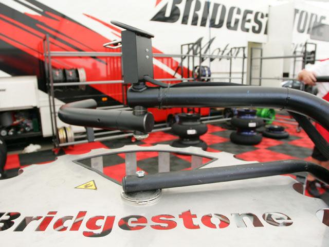 Rossi alcanza un acuerdo verbal con Bridgestone
