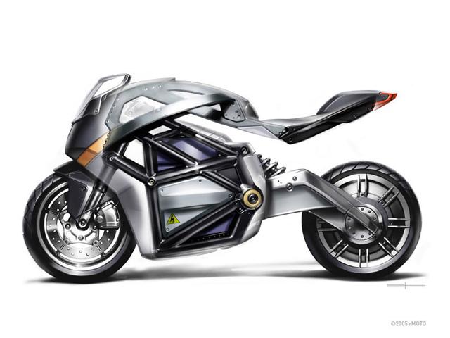 Vectrix podría sacar una Superbike
