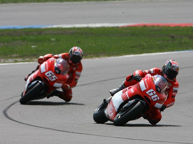 Imagen de Galeria de Ducati repite escuadra