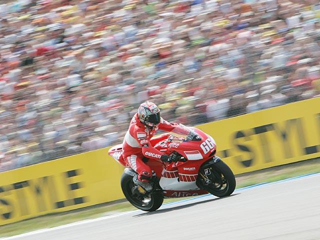 Ducati repite escuadra