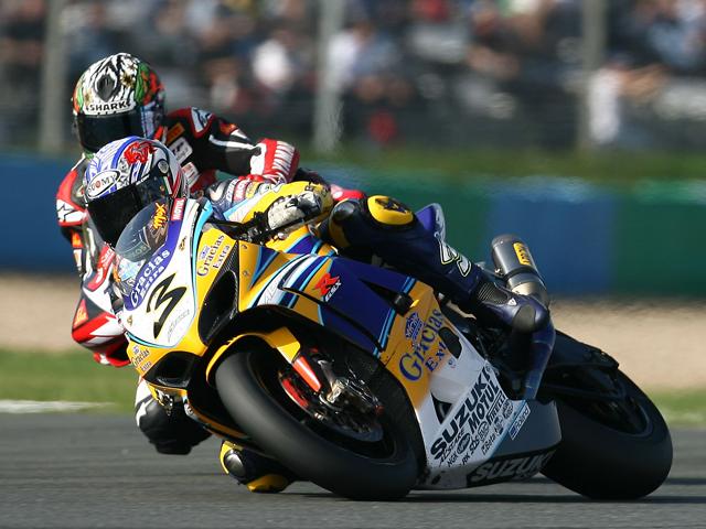 Max Biaggi se va de Suzuki
