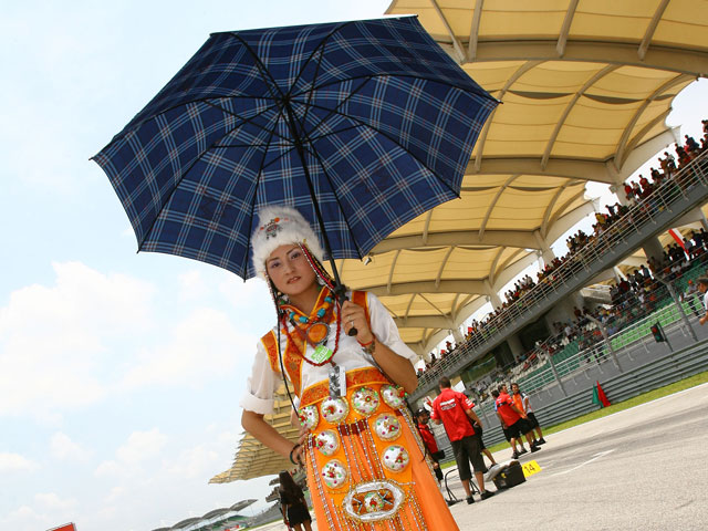 Horarios del GP de Malasia