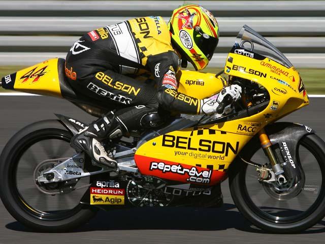 Faubel partirá desde la pole en el GP de Malasia
