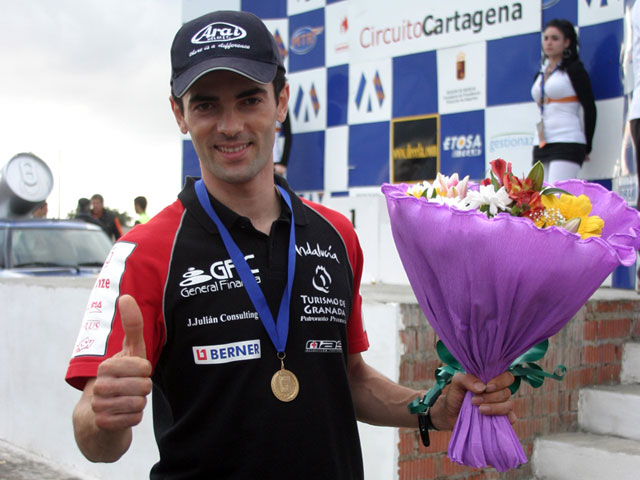 Álvaro Molina Pentacampeón
