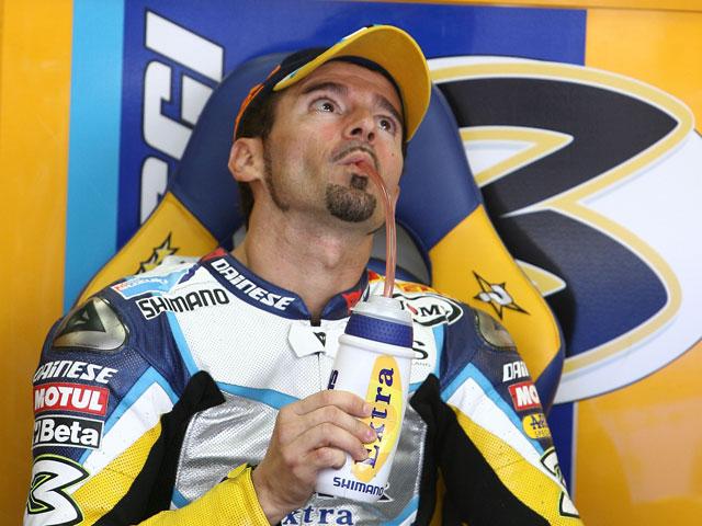 Biaggi no entra en los planes de Honda para 2008