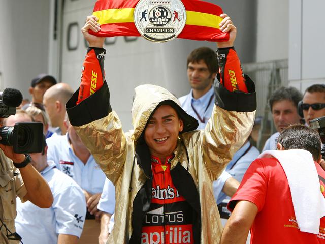 Alberto Puig compara a Lorenzo con Pedrosa